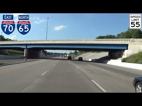 2K14 (EP 16) Interstate 70 East in Indianapolis, Indiana