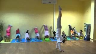 Детская гимнастика в ФЦ