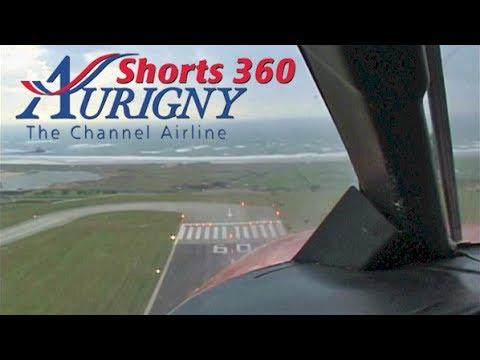 Cockpit SHORTS 360 Jersey to Guernsey (2002)