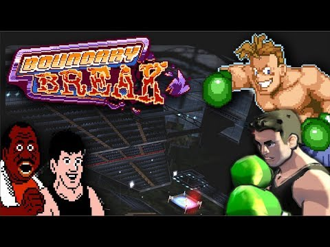 Off Camera Secrets | Punch-Out!! Series - Boundary Break Ft. Summoning Salt