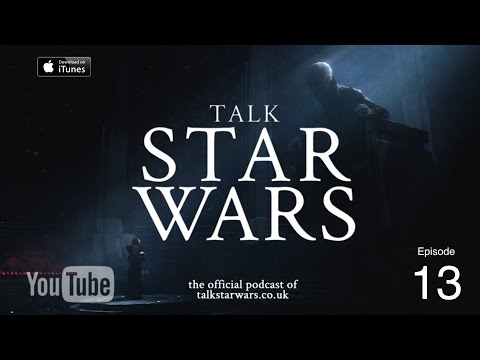 Talk Star Wars The Snoke, Rey and Darkside Theory Episode