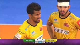 Pro Kabaddi 2018 | Telugu Titans vs Patna Pirates | Match Highlights | HINDI