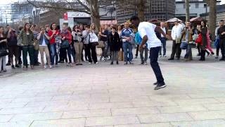 Best streetdance Ever ( Berlin kudamm)