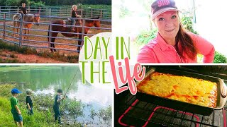 Day In The Life Vlog of a Stay at Home Mom