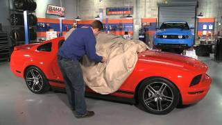 Mustang CoverCraft Deluxe Custom-Fit Car Cover - Coupe (05-09 GT, V6) Review