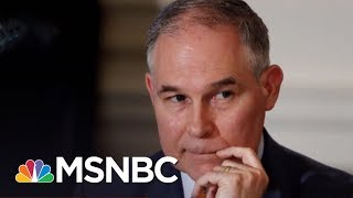 Obama Adviser: Trump's Undoing Could Be Monetizing The Presidency | The Beat With Ari Melber | MSNBC