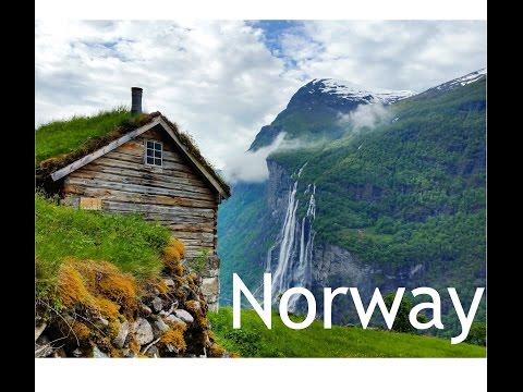 Norway: Powered By Nature - Gopro/Feiyu - June 2016