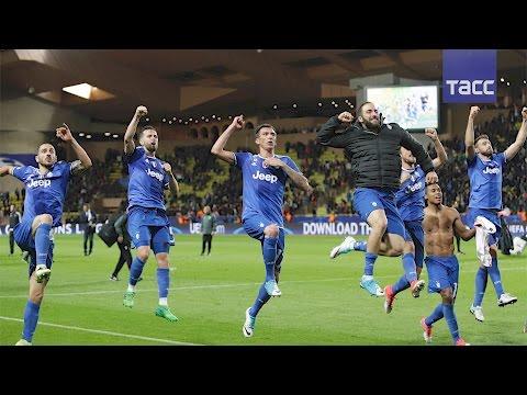 Ювентус обыграл Монако в полуфинале Лиги чемпионов