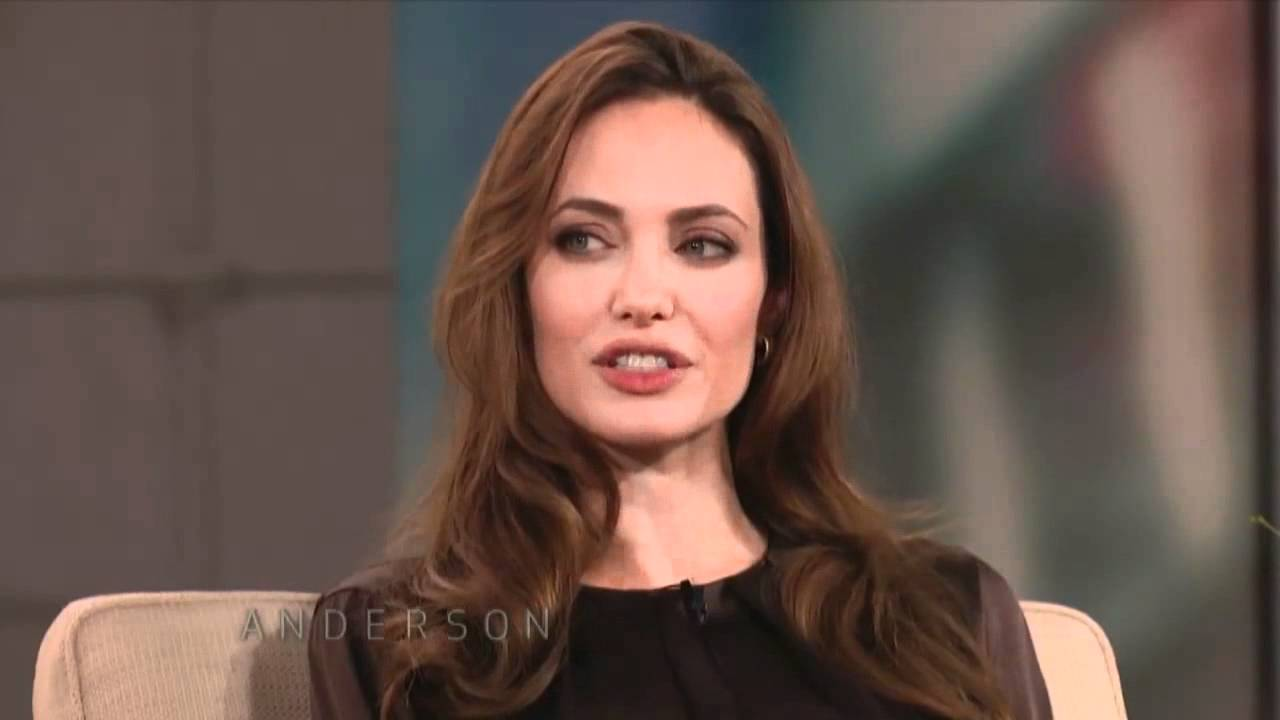 Angelina Jolie Talking About Her Mother Youtube