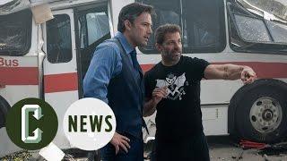 Justice League - Why Ben Affleck Has an Executive Producer Credit