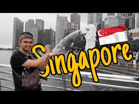 EXPLORING SINGAPORE: What to eat? Where to stay?  What to do