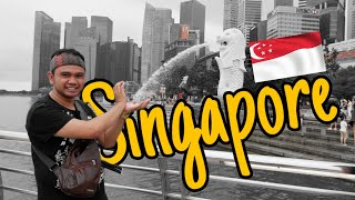 Gambar cover EXPLORING SINGAPORE: What to eat? Where to stay?  What to do?