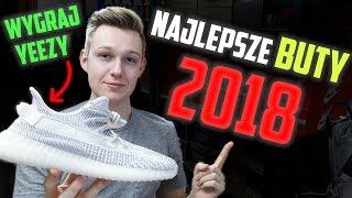 [TOP 10] Najlepsze buty 2018! Konkurs, wygraj Adidas Yeezy Boost!