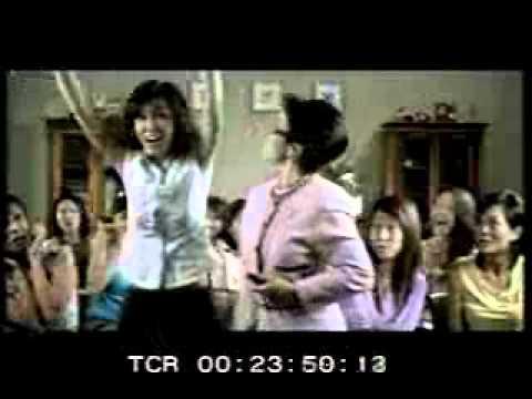 Elizabeth Lazan StarHub Commercial Wonderful Wives Academy