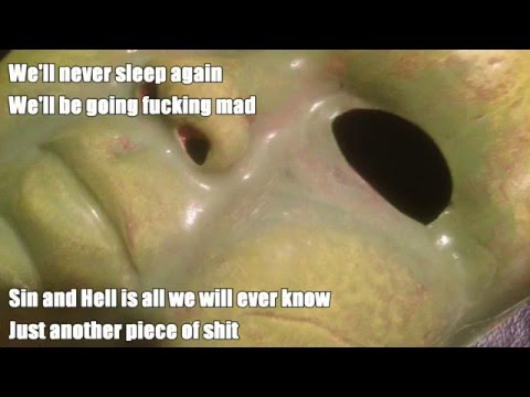 The Black Dahlia Murder - Miasma (lyric video)