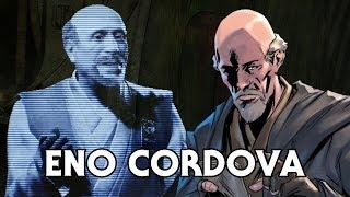 Eno Cordova BEFORE Star Wars Jedi: Fallen Order