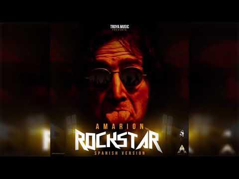 Amarion - Rockstar (Spanish Version)