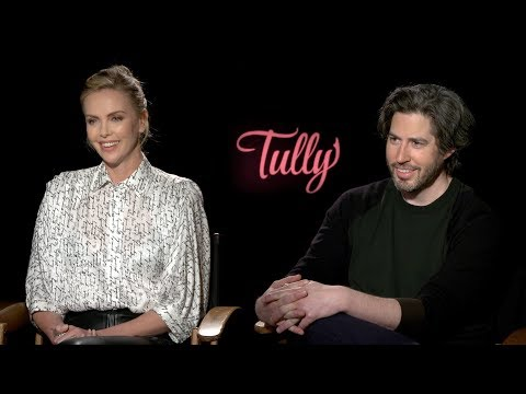 TULLY Interview: Charlize Theron and Jason Reitman