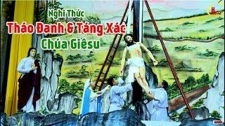 Trực Tiếp : Ngắm 15 Sự Thương Khó Đức Chúa Giêsu - Tháo Đanh Và Táng Xác Chúa - Đền Thánh Bác Trạch
