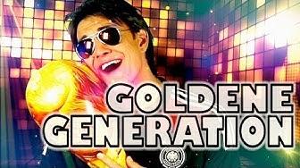 Goldene Generation - Matze Knop WM-Song (Official)