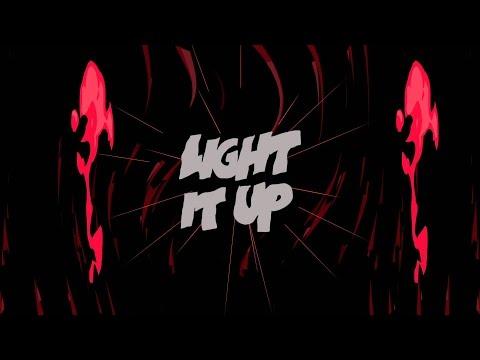 Major Lazer - Light it up [1 Hour loop]