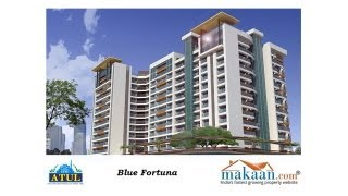 Blue Fortuna, Military Road, Marol, Andheri East, Mumbai, Residential Apartments