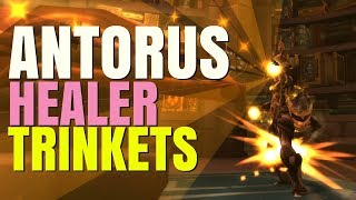 Antorus the Burning Throne Healing Trinket Overview - Patch 7.3.2