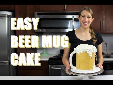 Beer Cake Tin
