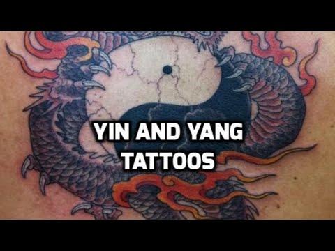 Yin Yang Tattoos - Yin and Yang Tattoo Ideas