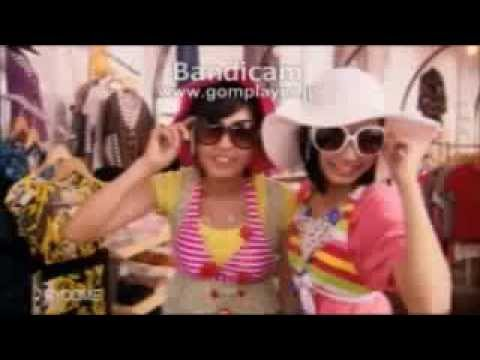 ブルーシールCM 「ハッピーアイスクリーム!」 横田美菜 香音 (2010)