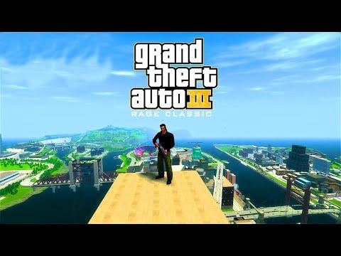 Grand Theft Auto 3 on [GTA IV] Engine [MOD]