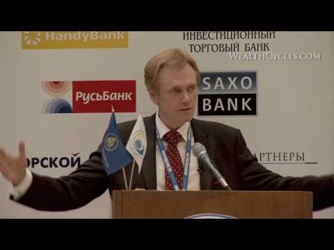 Mike Maloney Schools Bankers on Deflation, Oil Price Crash, Gold and Silver (Part 1 of 2)