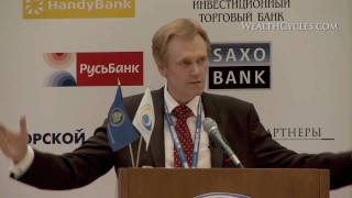 Mike Maloney Schools Bankers on Deflation, Gold and Silver (Part 1 of 2)