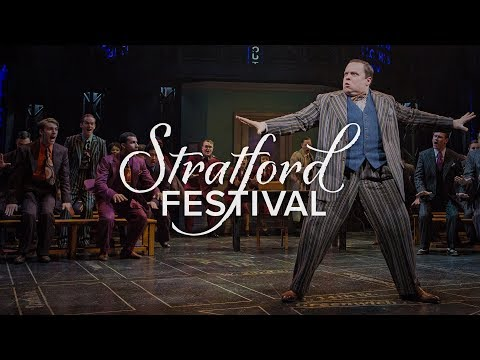 Sit Down You're Rocking the Boat - Guys and Dolls | Stratford Festival 2017