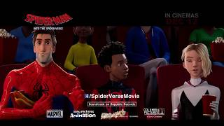SPIDER-MAN INTO THE SPIDER-VERSE - In Cinemas Dec 12