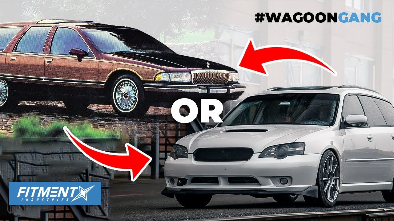 Would You Rather Own A Legacy GT Wagon Or A Roadmaster Wagon?