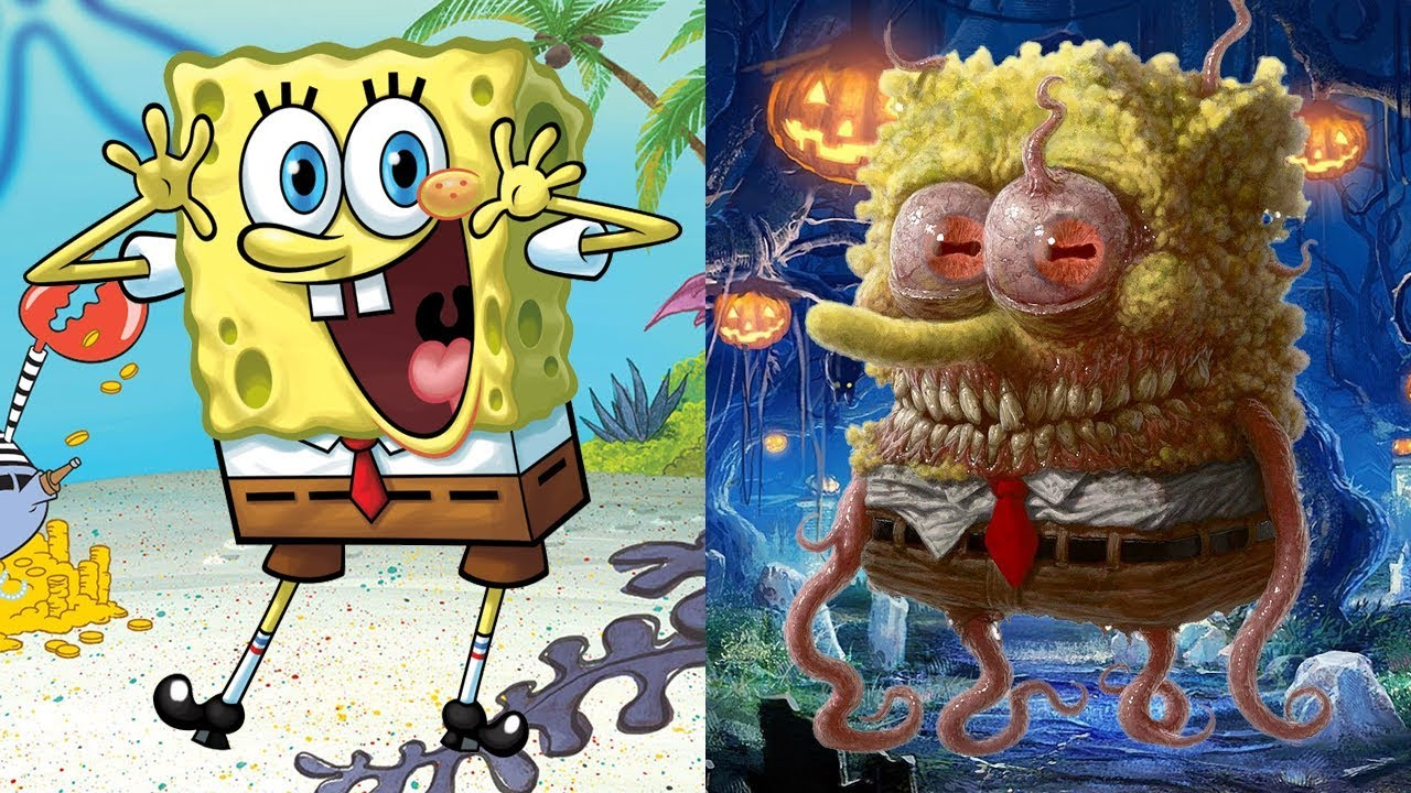 spongebob characters Pictures, Images & Photos | Photobucket