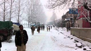 Snowfall in KEL ( Neelum Valley ) - 2
