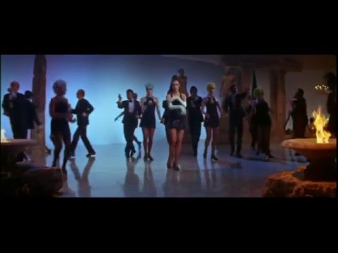 BOB FOSSE choreography    ' The Rich Man's Frug '