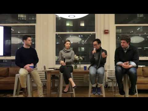 The Tech Press Meetup: Covering Venture Capital in Tech Journalism