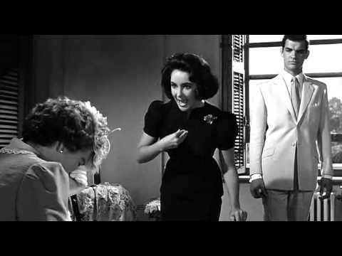 Suddenly, Last Summer 1959 Elizabeth Taylor Eng