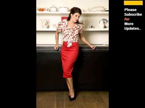 380cef634e Red Pencil Skirt Ideas For Women | Pencil Skirts And Maxi Skirts ...