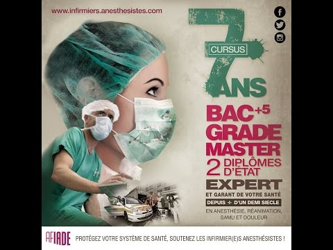les anesthesistes