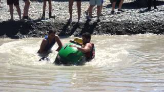 2014 Ashburton River Poker Run Complilation