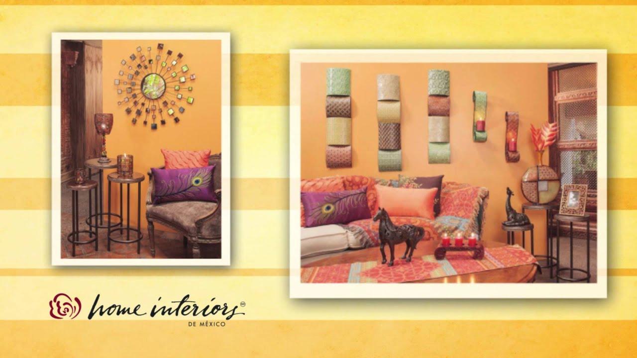 Catalogo de decoraci n mayo 2014 de home interiors de - Catalogo mandarina home ...