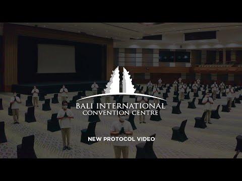 Bali International Convention Centre (BICC) | New Protocol Video | Videographer