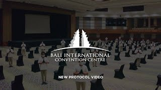 Bali International Convention Centre (BICC) | New Protocol Video | Videographer