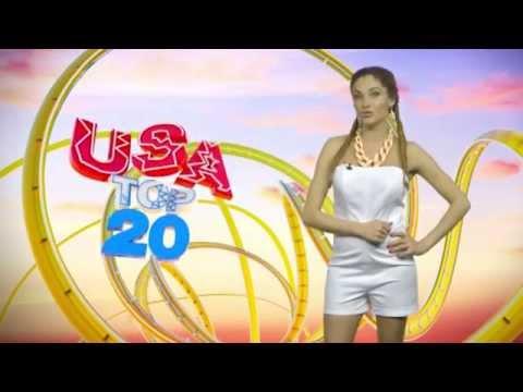 USA TOP 20 с Юлией Тойвонен на канале Music Box UA (эфир от 9.03.15)