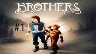Brothers A Tale of Two Sons - Game Novo  - Primeira Gameplay pt-br