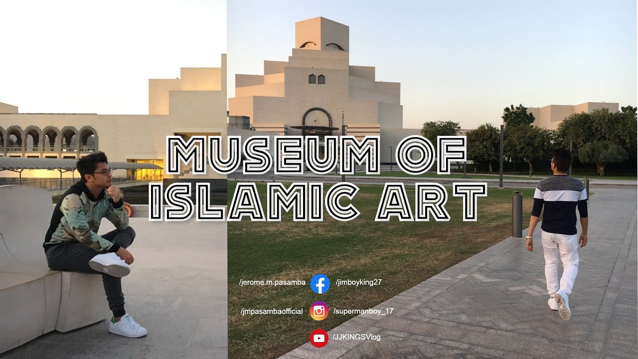 Quick Tour | Museum of Islamic Art by J&J Kings Vlog